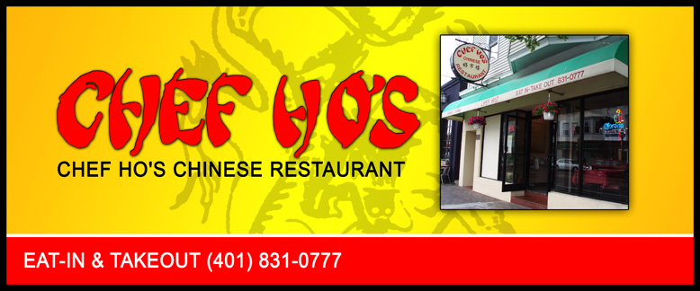 ho s chinese food